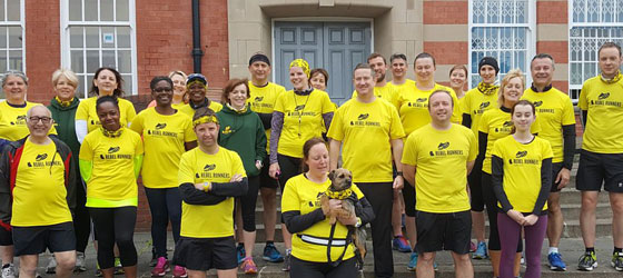 Running Group Nottingham
