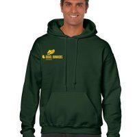 Rebel Runners hoodie