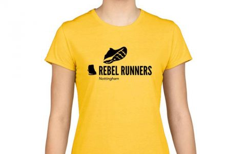 Rebel Runners ladies t-shirt