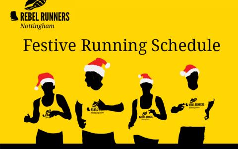 Festive Running Schedule
