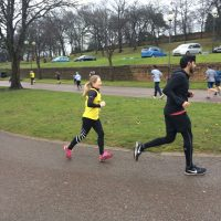 Rebel Runners Graduation parkrun March 2018