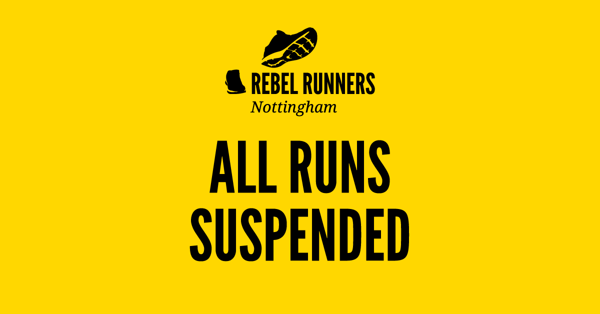 All runs suspended